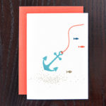 Anchor Greeting Card | Orange Tree Project