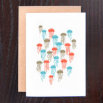 Jellyfish Greeting Card | Orange Tree Project