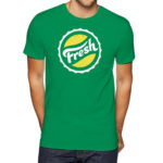 Fresh Bottlecap Tee | Orange Tree Project