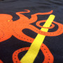 Octopus With Pen Boy's Tee, Youth Size | Orange Tree Project