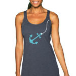 Anchor Racerback Tank | Orange Tree Project