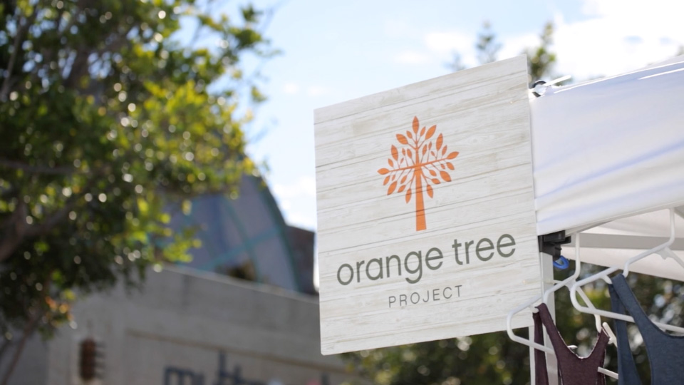 Orange Tree Project at the La Jolla Art & Wine Festival 2015